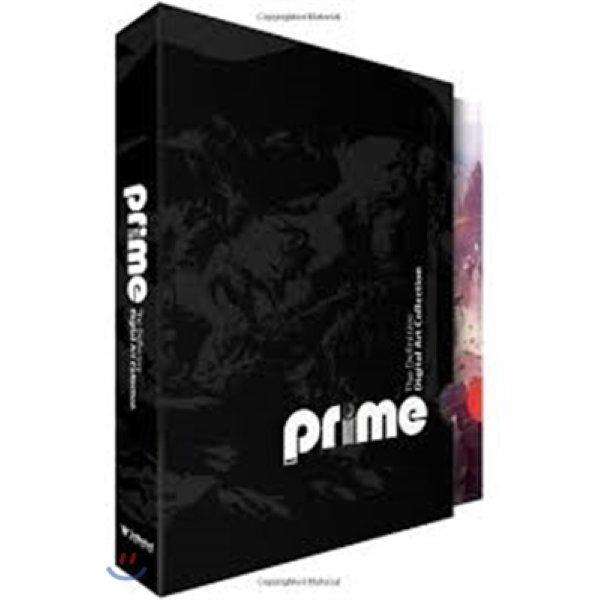 Prime : The Definitive Digital Art Collection  3dtotal Team (EDT)