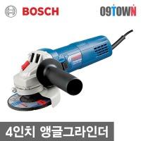 보쉬 GWS750-100 그라인더 4인치 750W
