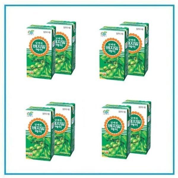 담백한베지밀 A  (190ml 24팩)