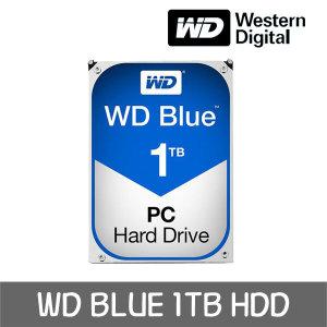 WD Blue 1TB HDD WD10EZEX +WD正品 공식판매점+