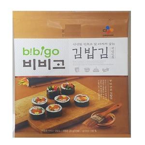 cj 비비고 김밥김 20g (10매)