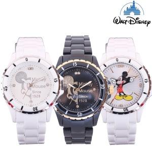 월트디즈니 정품 미키마우스 캐릭터 손목시계