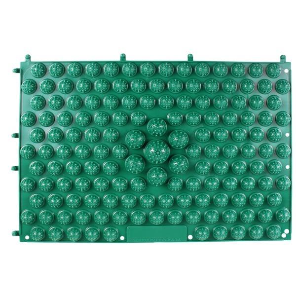 삼손 지압매트 발지압 연결식 지압 발지압매트 그린