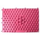 삼손 지압매트 핑크 발 지압 연결식 혈액순환 매트