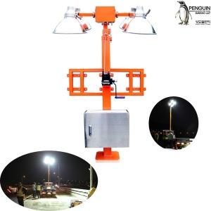 차량장착형 투광기/서치라이트 작업등 야간조명 서치