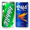 롯데 칠성사이다 190ml x30캔/음료수/콜라/핫식스