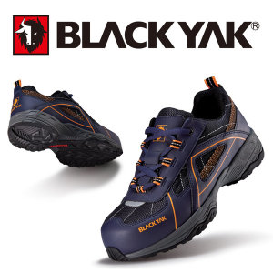 블랙야크 안전화 YAK-40 건설화 작업화 4인치