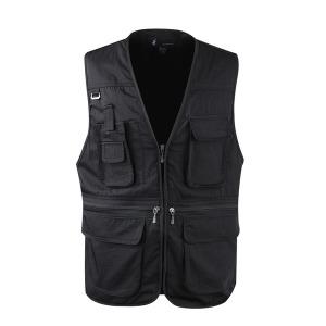 (봄가을)오프로드 포켓작업조끼 남자등산복 낚시수납