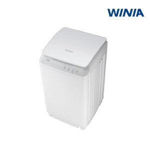 위니아_ 일반 소형 미니 세탁기 WMT03BS5W (3.5kg)