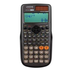 H_UC-600E 공학용 계산기/미적분/함수/분수/2WAY전원