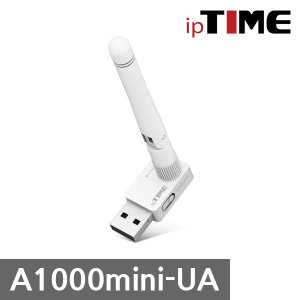 ipTIME A1000mini-UA 433Mbps급 듀얼밴드 무선랜카드