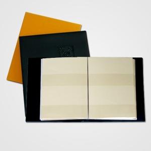 수도문화사 F.D.C초일봉투용 2단앨범 수집 우표 지폐
