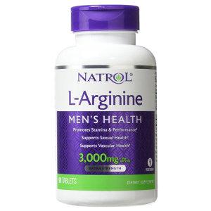 엘아르기닌(L-Arginine) 3000mg 90정 / 비오틴 10000