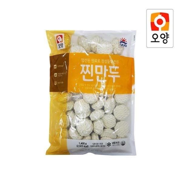 사조오양 찐만두 1.4kg/만두