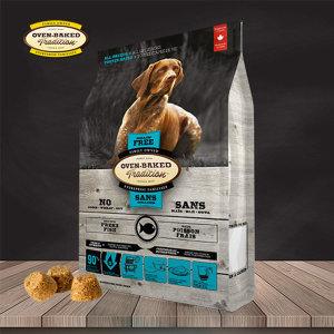 오븐베이크 독 그레인프리 피쉬11.33kg_큰 알갱이