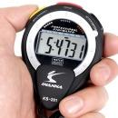 다용도 KS-201 초시계 1/100초 생활방수 스톱워치