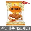 청우 팬케이크 350g