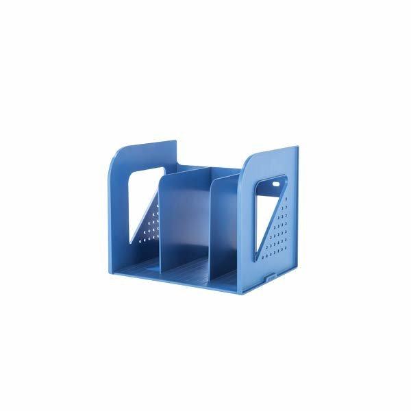 (현대Hmall)아트박스/시스맥스 EL 책꽂이 3단 - 블루 (53004590)