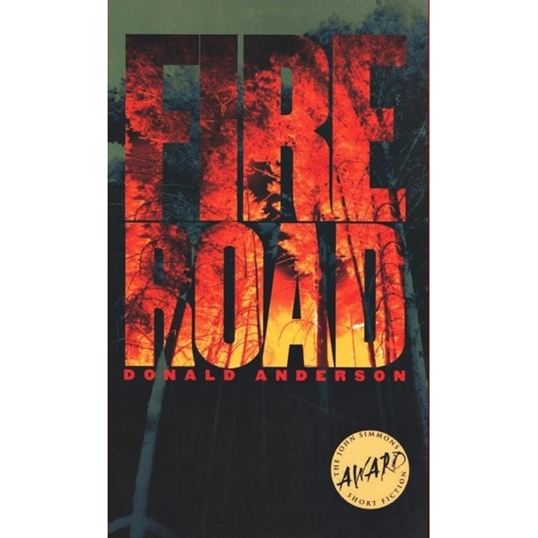 영문소설Fire Road / Donald Anderson