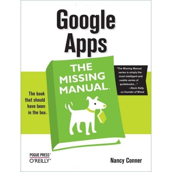 영문서적Google Apps /The Missing Manual /Conner