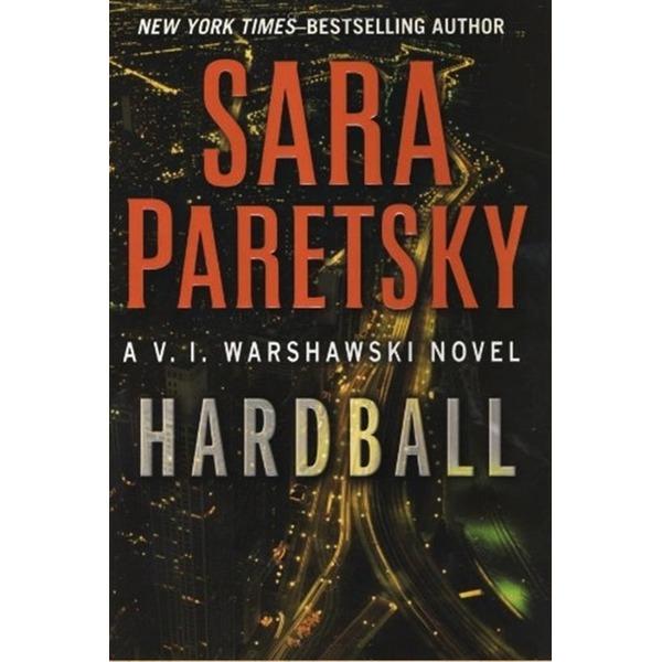 영문소설Hardball  Warshawski hardcover