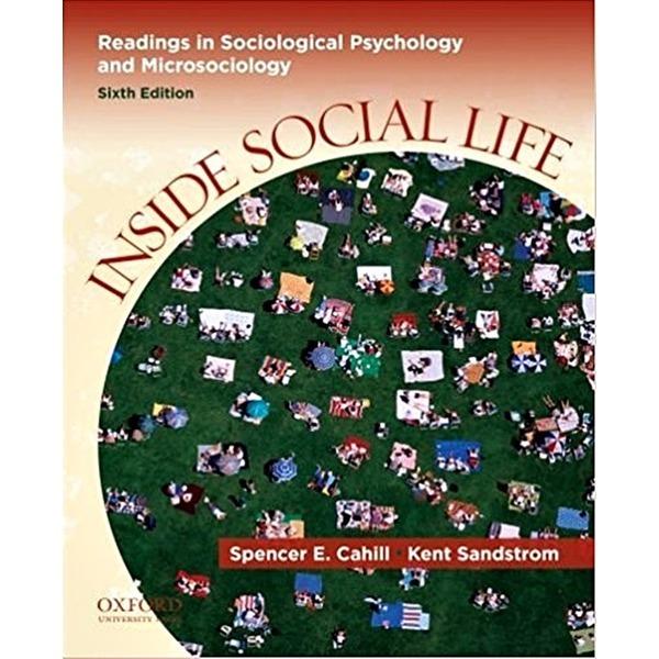 영문inside social life 6th edition