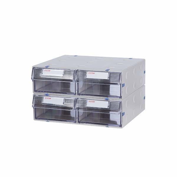 (현대Hmall)아트박스/시스맥스 시스템 멀티박스 대형 4단 (53001327)