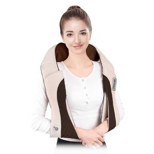 해피 숄더 목어깨안마기 SR818 강도조절/방향전환/온열 - 상품 이미지