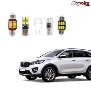 +올뉴쏘렌토 전용 LED실내등 / 번호판등 트렁크등