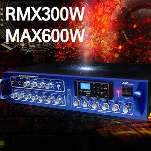 AR-6060/6채널개별볼륨 방송용앰프 USB 녹음 라디오