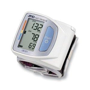 (MJ)보령AND 자동전자혈압계 UB-511 손목형혈압측정기