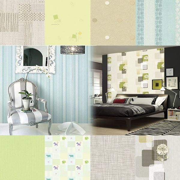 DIY 풀바른벽지/간편시공 피톤치드 향이나는 벽지10m
