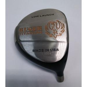 RUGER 티타늄 LOW LAUNCH 우드 골프헤드(미사용)(964)