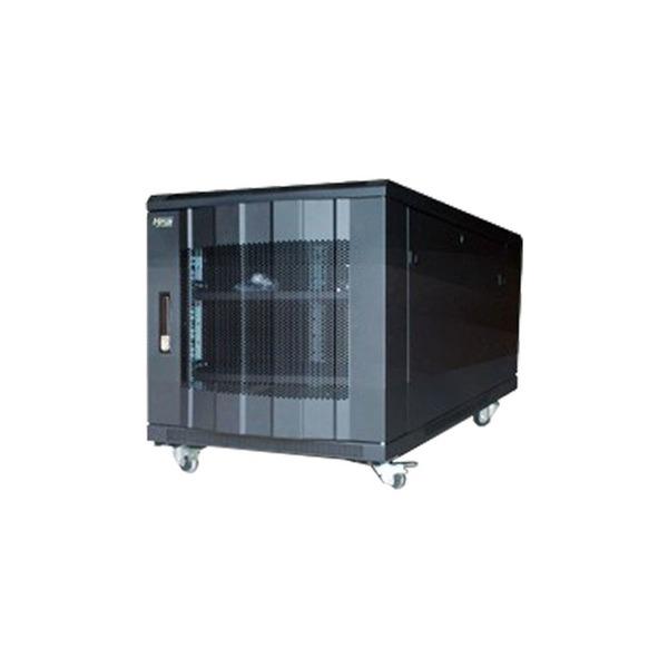 HPS-590S (블랙) 서버랙 12U (718x1000x600mm)