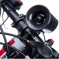자전거 9V 클렉숀-킥보드 스쿠터 전자 혼 벨 경음기