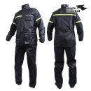오토바이 우의 우비 등산 낚시용 비옷 BBJ A50G 블랙