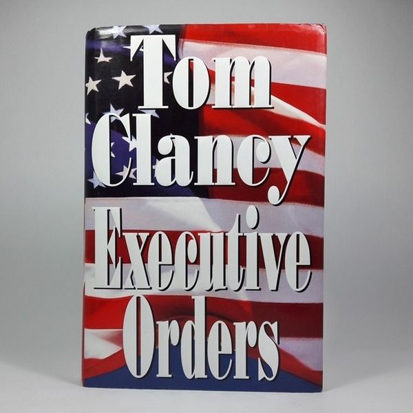 영문소설executive orders / tom clancy