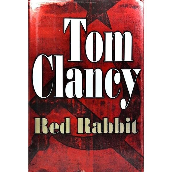 영문소설 Red Rabbit / tom clancy