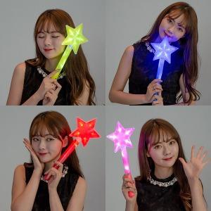 KC인증정품(LED별봉)콘서트 야광봉 야광스틱 엘이디