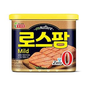 롯데 로스팜 엔네이처 340g x1캔 /s/스팸/리챔/뚝심
