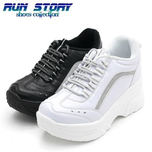 치어걸 치어리더 여성 운동화 신발 키높이 에어로빅화