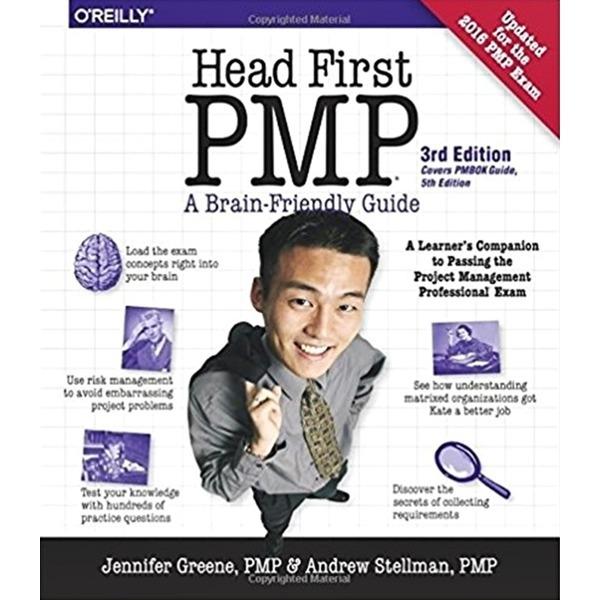 영문Head First PMP Project Management Professional