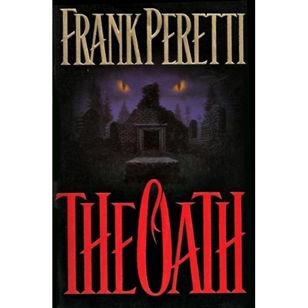 영문소설Oath Peretti. Frank hardcover