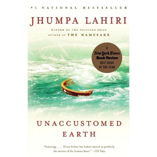 영문소설Unaccustomed Earth hardcover