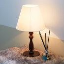 비숍 단스탠드 (브라운) + LED램프 전구색(사은증정)