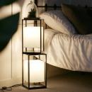 콰트로 단스탠드 (블랙) +LED램프 전구색(사은증정)