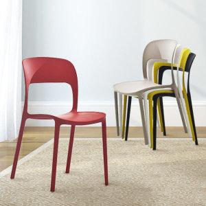 팬지의자 카페의자 디자인 식탁의자