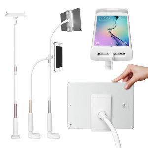 스마트폰 자바라거치대 태블릿 패드 스탠드 휴대폰