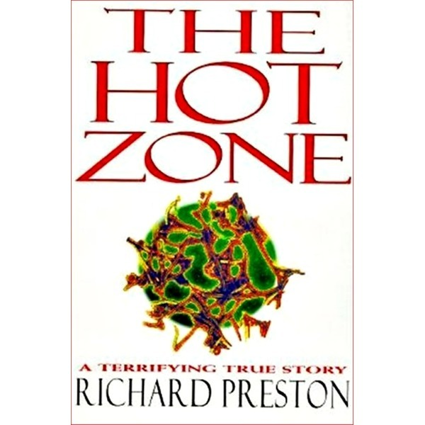 영문소설 the hot zone richard preston