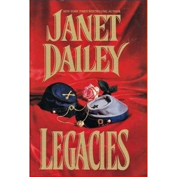 영문소설 Legacy (hardcover)